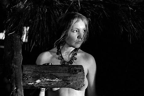 """La scena di nudo più rinomata dei film sovietici è in """"Andrei Rublev"""", del 1966 (Foto: Kinopoisk)"""