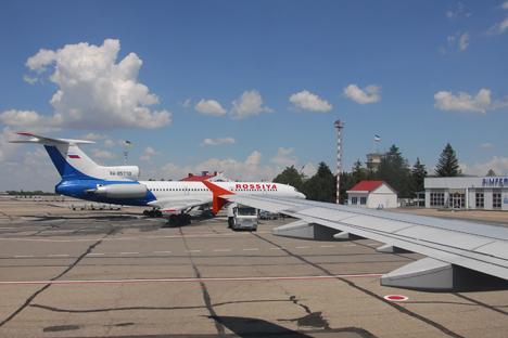 Secondo l'ente, la Russia è chiamata a fornire i servizi di navigazione aerea sopra la Crimea e le sue acque territoriali, mentre rimangono di competenza ucraina le acque neutrali (Foto: Lori / Legion Media)