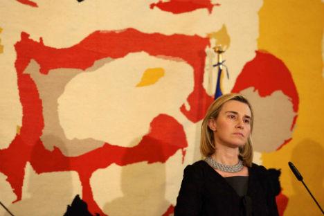 Federica Mogherini, ministro degli Esteri italiano (Foto: Alessandro Pietromartire / Farnesina Press)