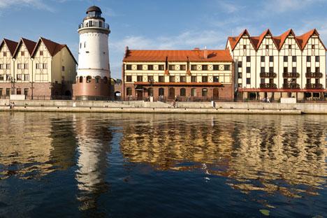 Kaliningrad, l'enclave russa tra Polonia e Lituania affacciata sul mar Baltico (Foto: Lori / Legion Media)
