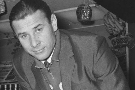 Il portiere sovietico Lev Yashin, immortalato nel 1965 (Foto: Wikipedia)
