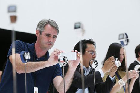 Gli occhi di tutto il mondo puntati sui nuovi dispositivi Apple (Foto: Getty Images / Fotobank)
