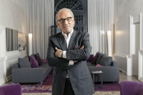 Roberto Coin (Foto: archivio personale)