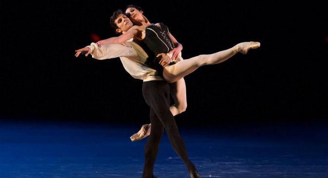 Roberto Bolle e Polina Semionova in Carmen (Foto: Luciano Romano)