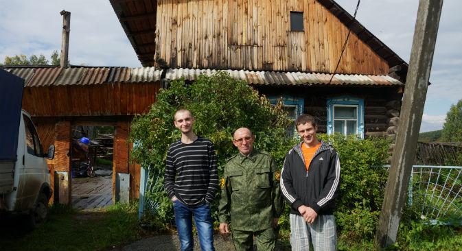 I rifugiati ucraini che hanno trovato ospitalità negli Urali (Foto: Darya Kezina)