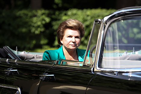 Valentina Tereshkova oggi (Foto: PhotoXPress)