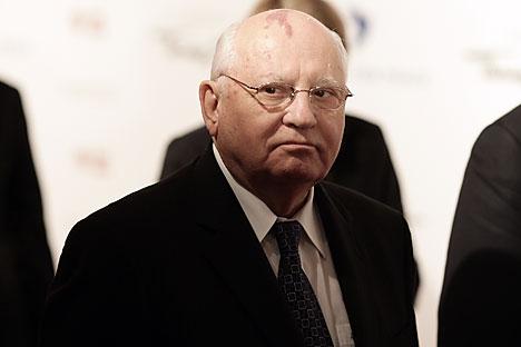 Mikhail Gorbaciov (Foto: DPA/Vostock-Photo)