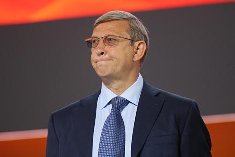 Vladimir Evtushenkov (Foto: Getty Images/Fotobank)