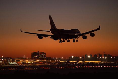A breve gli aeroporti russi dovranno affrontare una verifica dell'International Civil Aviation Organization (Foto: Maksim Blinov / Ria Novosti)