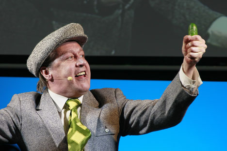 L'attore teatrale e cinematografico Mikhail Efremov (Foto: Valery Levitin / RIA Novosti)