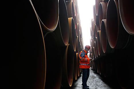 Le forniture di gas russo sono a rischio nel caso in cui Mosca e Kiev non raggiungano accordi duraturi (Foto: Reuters)