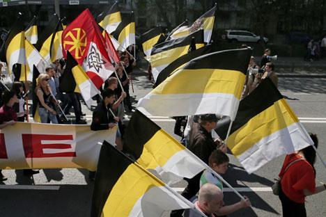 La manifestazione, che coinvolgerà almeno 30mila partecipanti, si svolgerà il 4 novembre (Foto: TASS)