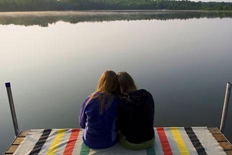 Il progetto è nato dall'idea di un'editor e giornalista, Elena Klimova, che vive nella remota provincia russa, a 1.700 chilometri da Mosca (Foto: Getty Images / FotoBank)