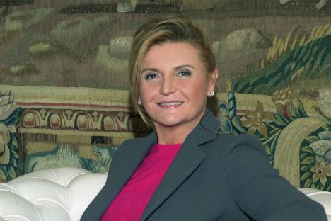 Lisa Ferrarini, vice presidente Confindustria per l'Europa