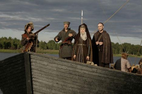 "Una scena tratta dal film ""1612"" di Vladimir Khotinenko (Foto: Kinopoisk)"