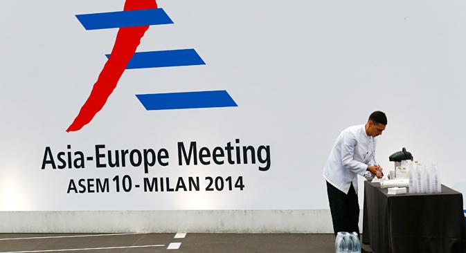 Milano si prepara ad accogliere i capi di Stato per il vertice Asia-Europa (Foto: Reuters)