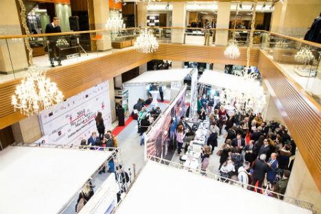 L'iniziativa Le Giornate di Milano a Mosca nasce per espandere la collaborazione in campo economico, culturale e turistico tra le due grandi città (Foto: ufficio stampa)