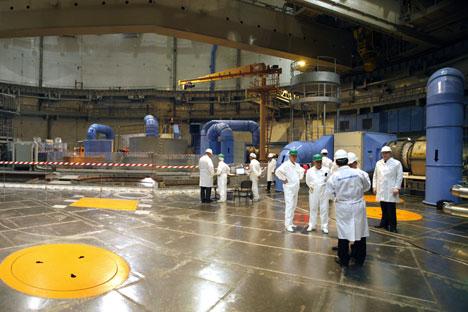 Proseguono gli investimenti di Mosca per un ulteriore sviluppo dell'energia nucleare (Foto: Photoshot / Vostock Photo)
