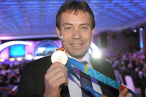 Il manager generale del team Katyusha, Viatcheslav Ekimov (Grigory Sisoev / RIA Novosti)