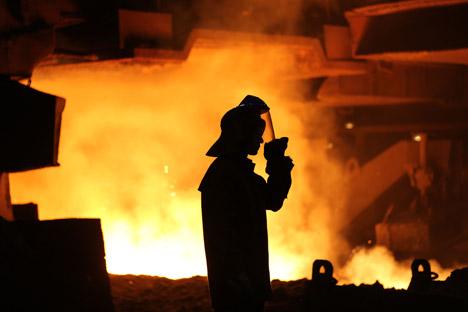 La ripresa per i gruppi metallurgici russi è stata possibile grazie alla riduzione dei costi e alla vendita degli attivi inefficienti (Foto: Getty Images/Fotobank)