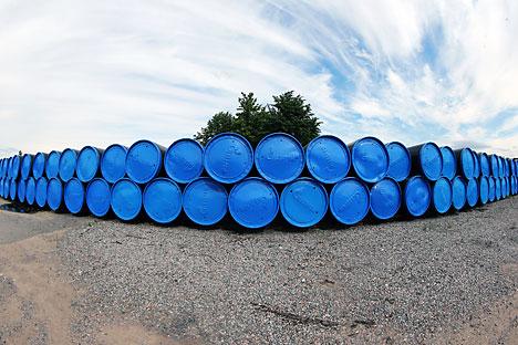 Secondo Gazprom, il contratto per il passaggio degli approvvigionamenti attraverso la via occidentale verrà firmato entro la fine del 2015 (Foto: ufficio stampa)