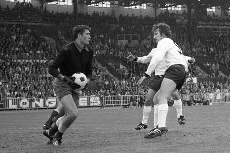 Evgeni Rudakov è stato uno dei portieri più forti nella storia del calcio sovietico (Foto: Lori / Legion Media)