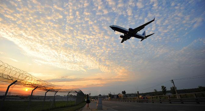 Per il Campionato del Mondo saranno permessi voli stranieri in territorio nazionale (Foto: PhotoXPress)