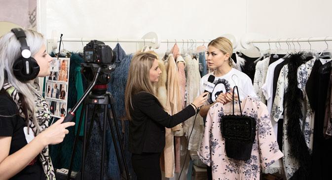 Al festival della Moda Russa di Milano hanno partecipato quegli stilisti che meglio di altri sono stati in grado di interpretare le radici, la cultura e le tradizioni del paese d'origine (Foto: Emanuele Cremaschi)
