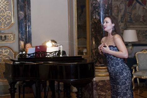 Un momento del concerto che ha fatto seguito alla premiazione (Foto: Paolo Gargini / Direzione dei programmi internazionali)