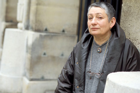 La scrittrice russa Ludmila Ulitskaya (Foto: East News)