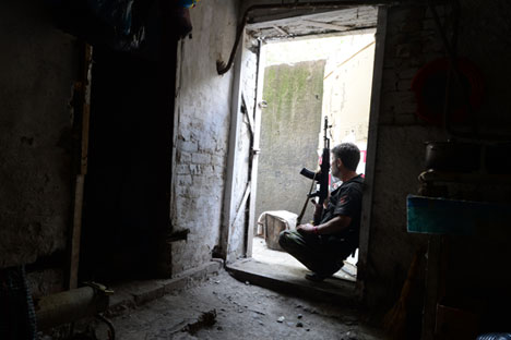 Foto: Mikhail Voskresenskiy / Ria Novosti