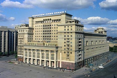 I capolavori dell'architettura sovietica