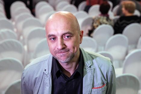 Lo scrittore Zakhar Prilepin, considerato uno degli autori russi più popolari del momento (Foto: Tass)