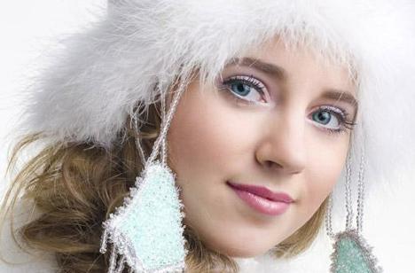 """Snegurochka è la nipote di """"Ded Moroz"""" (Nonno Gelo), la versione russa di Babbo Natale (Foto: Gleb Yefanov / snegurochkadom.ru)"""