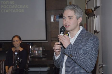 Il fondatore di Russian Startup Rating, Renat Garipov (Foto: ufficio stampa)