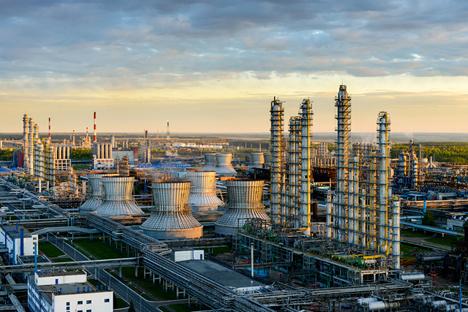 Nel 2013 è stato promulgato un decreto dal Presidente della Federazione Russa volto a ridurre entro il 2020 i livelli di emissioni dei gas serra del 75%rispetto all'indicatore del 1990 (Foto: Slava Stepánov / GELIO)