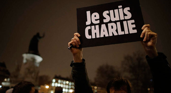 """""""Io sono Charlie"""": cortei e manifestazioni nelle piazze di tutta la Francia contro il terrorismo (Foto: flickr/Keno Photography - Kenan Šabanović)"""
