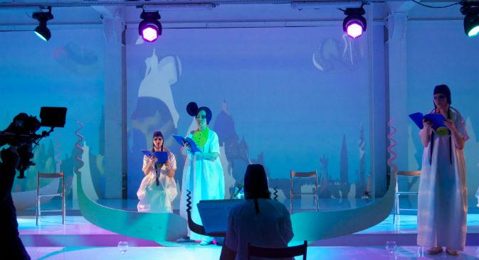 Il Teatro elettrico Stanislavsky, un nuovo centro internazionale di formazione e produzione teatrale (Foto: ufficio stampa)