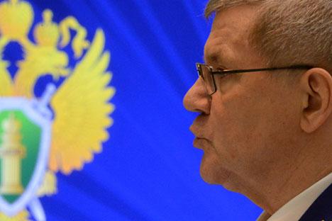 Yurij Chajka (Foto: Maxim Blinov / RIA Novosti)