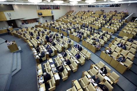 Le organizzazioni in questione potranno incorrere in sanzioni amministrative e responsabilità penali (Foto: Sergei Fedeichev / TASS)