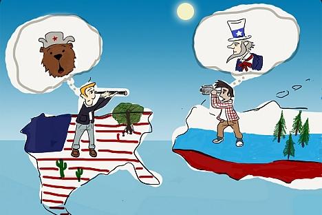 Vignetta di Aleksandr Dmitrienko