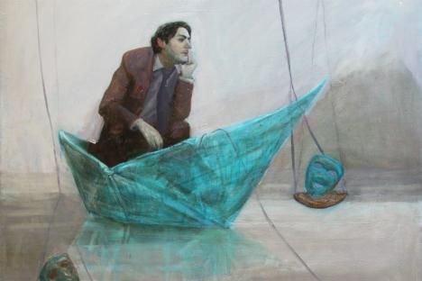 """""""L'occupato"""", vincitore del Premio Adrenalina (Foto: per gentile concessione dell'artista)"""