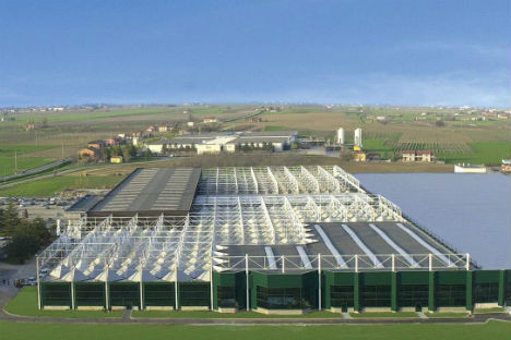 La società conta 900 dipendenti a Imola e 1.800 nel mondo (Foto: ufficio stampa)