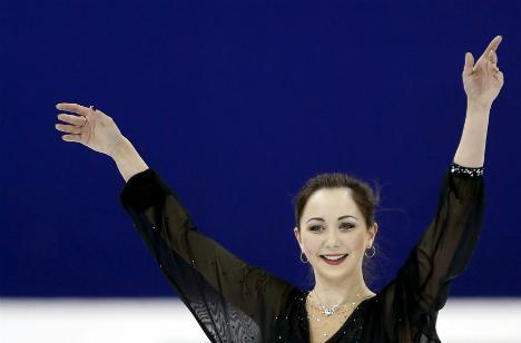 Elizaveta Tuktamysheva (Foto: Reuters)
