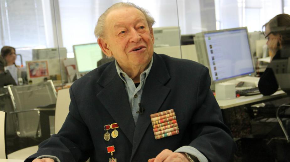 Boris Aleksandrovich Sokolov (Foto: Pavel Nizhelevsky)