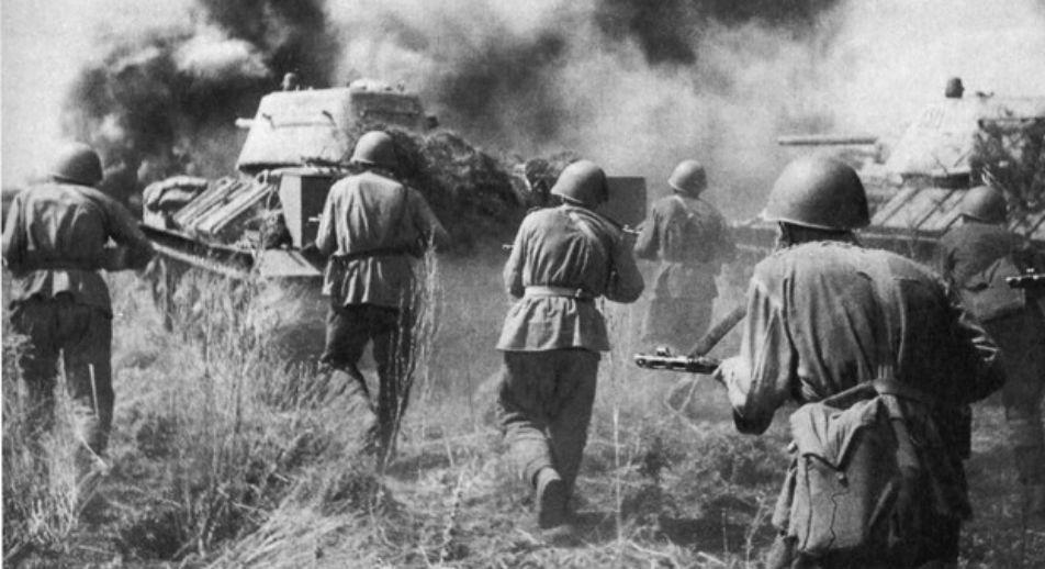 Soldati sul campo di battaglia (Foto: mil.ru)