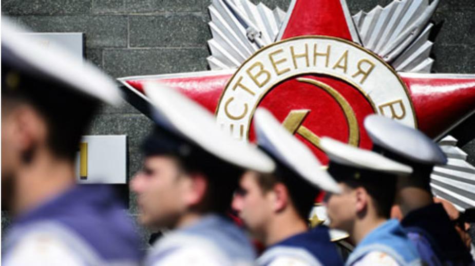 Celebrazioni per il 70° anniversario della Vittoria (Foto: Tass)