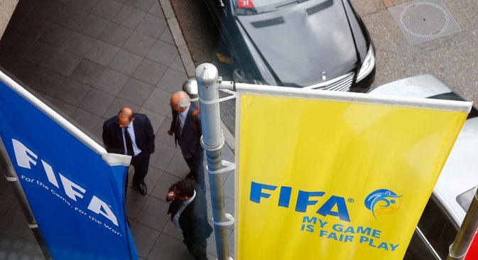 Una serie di arresti hanno travolto l'organo di governo del calcio mondiale (Foto: Reuters)