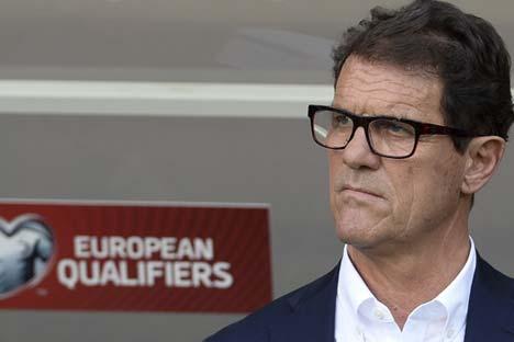 União Russa de Futebol discutirá possibilidade de demissão do italiano em 24 de junho Foto: Aleksandr Vilf/RIA Nóvosti
