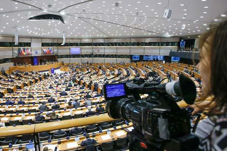 Ad approvare il documento sono stati 494 deputati, mentre 135 hanno votato contro e 69 si sono astenuti (Foto: EPA)